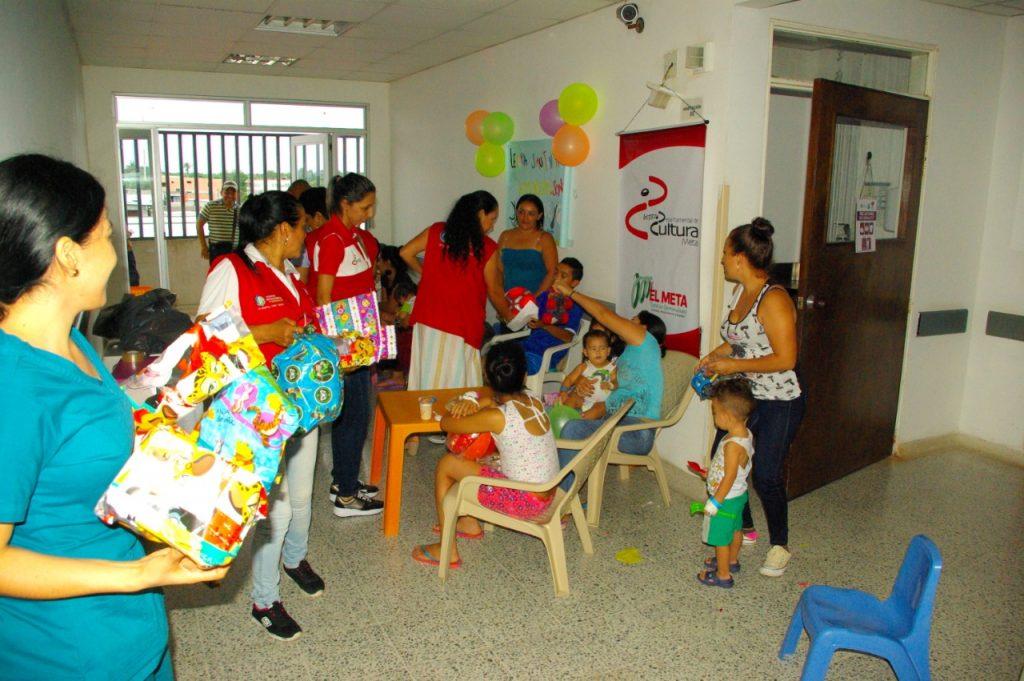 Celebrando con nuestro Niños y Niñas