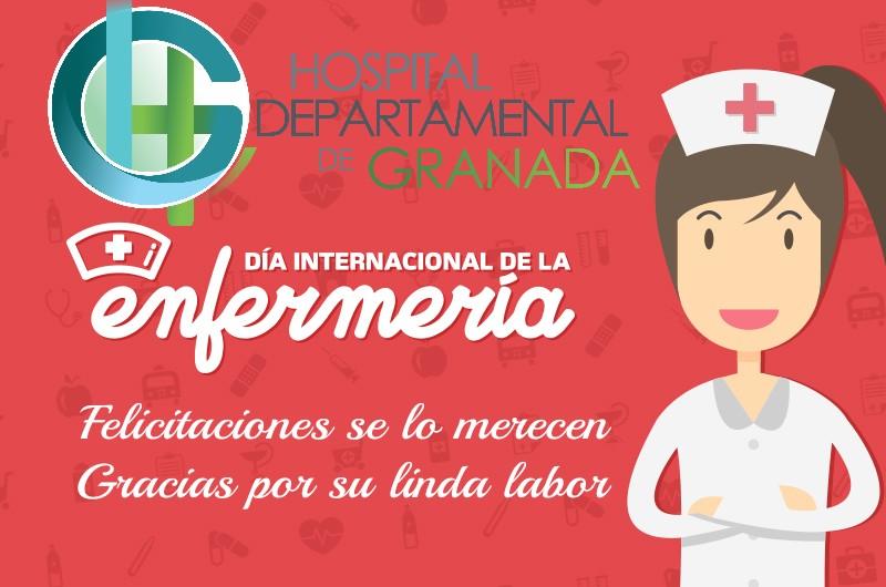 Día de la Enfermería.