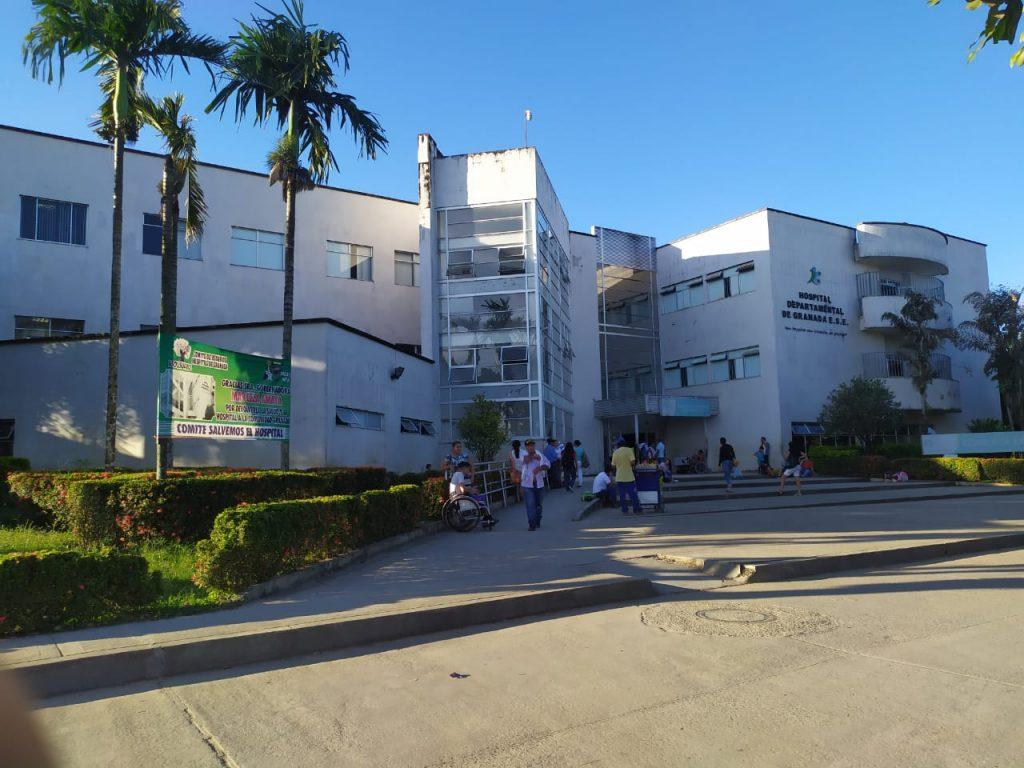 Hospital Departamental de Granada adjudicó Licitación publica Mantenimiento de la infraestructura física.