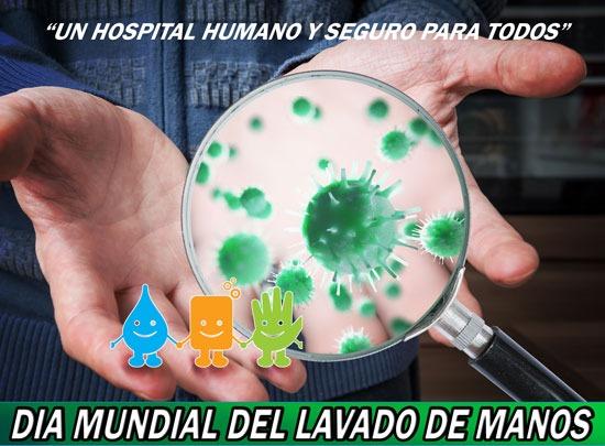 15 DE OCTUBRE DÍA MUNDIAL DEL LAVADO DE MANOS