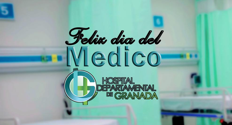 HOY CELEBRAMOS EL DÍA INTERNACIONAL DEL MEDICO